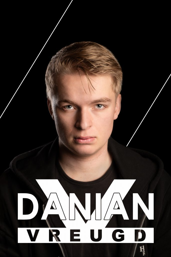 Danian Vreugd DJ / Producer martin garrix afrojack